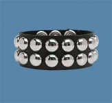 2-Row Dot Wristband