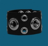 3-Row Multi-Grommet Wristband