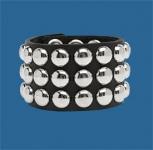 3-Row Dot Wristband