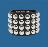 4-Row Dot Wristband