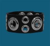 2-Row Multi-Grommet Wristband