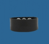 2-Row Plain Wristband