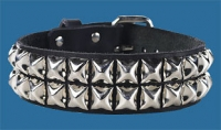 2-Row Pyramid Collar