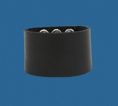 3-Row Plain Wristband