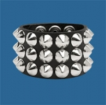 3-Row Cone Wristband