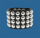 4-Row Dot Wristband